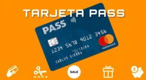 Tarjeta Carrefour PASS