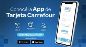 App de Tarjeta Carrefour